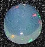 opaal cabochon